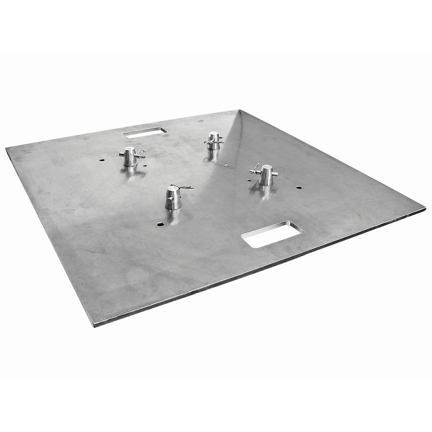 GLOBAL TRUSS BASEPLATE30X30A 30 x 30 In. Aluminum Base Plate thumbnail