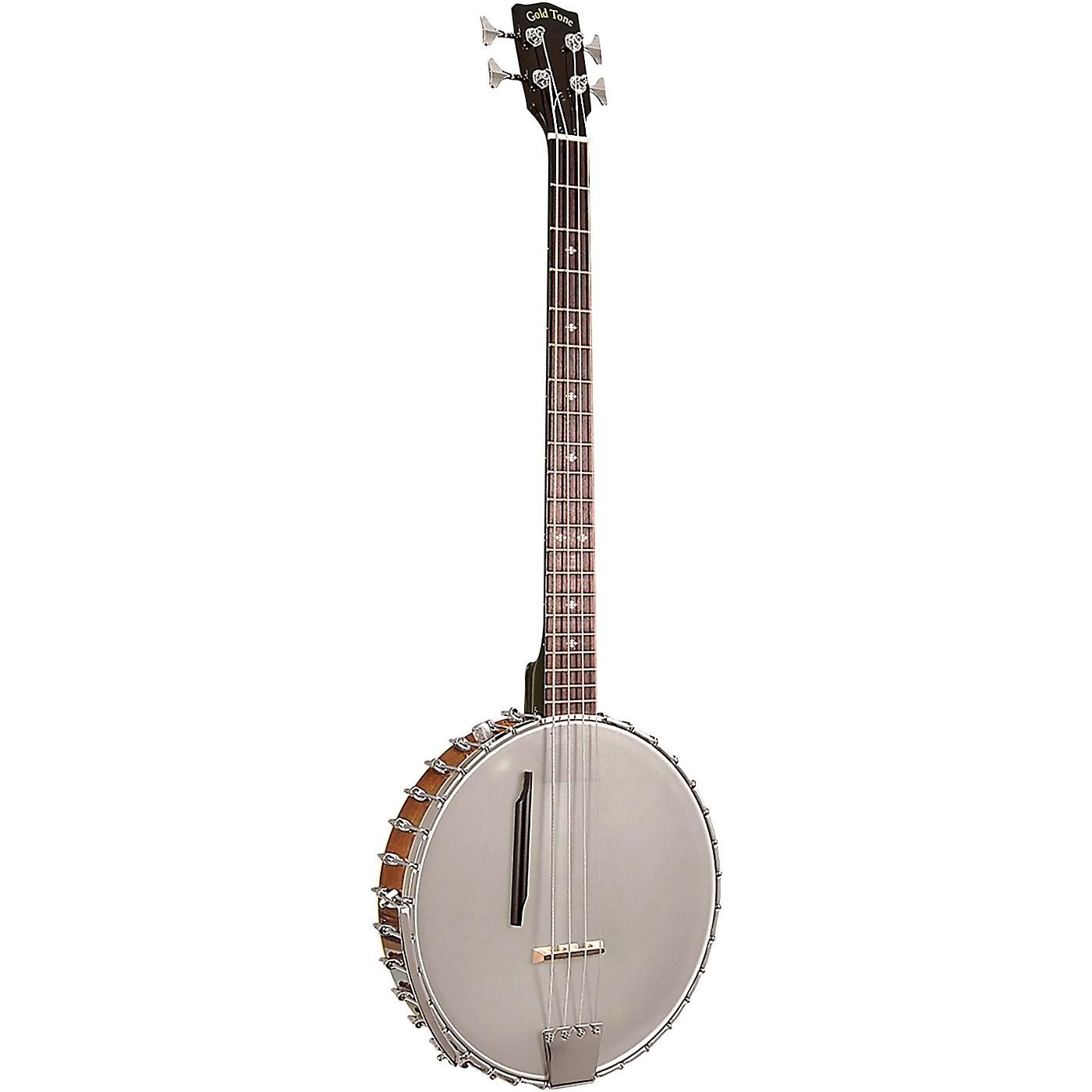 Gold Tone BB-400+ Left-Handed 4-String Banjo Bass thumbnail