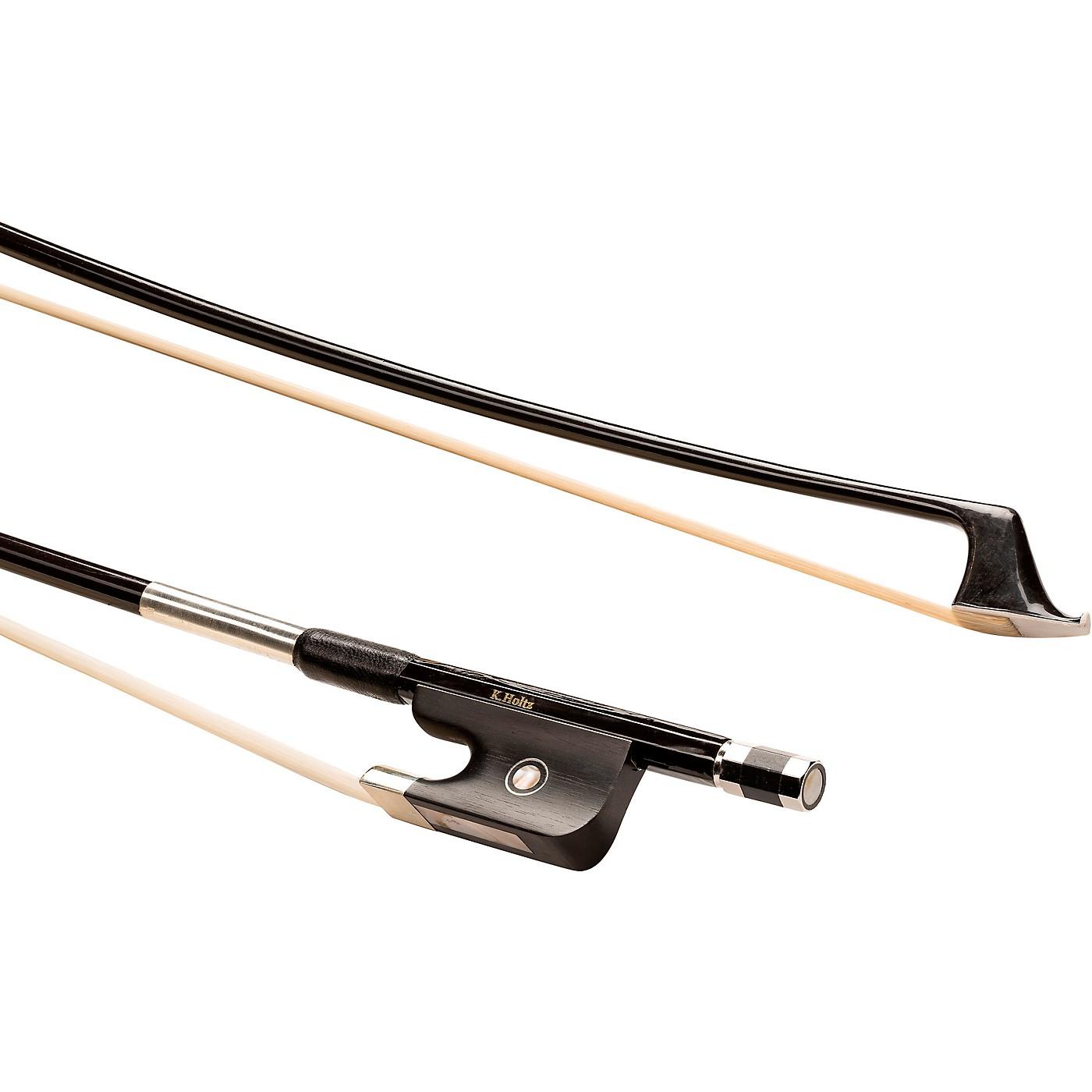 K Holtz BB10F FG Series Fiberglass French Bass Bow thumbnail