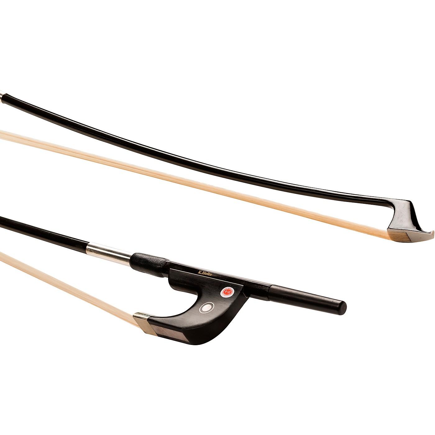 K Holtz BB10G FG Series Fiberglass German Bass Bow thumbnail