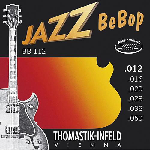 Thomastik BB112 Light Jazz BeBop Guitar Strings thumbnail