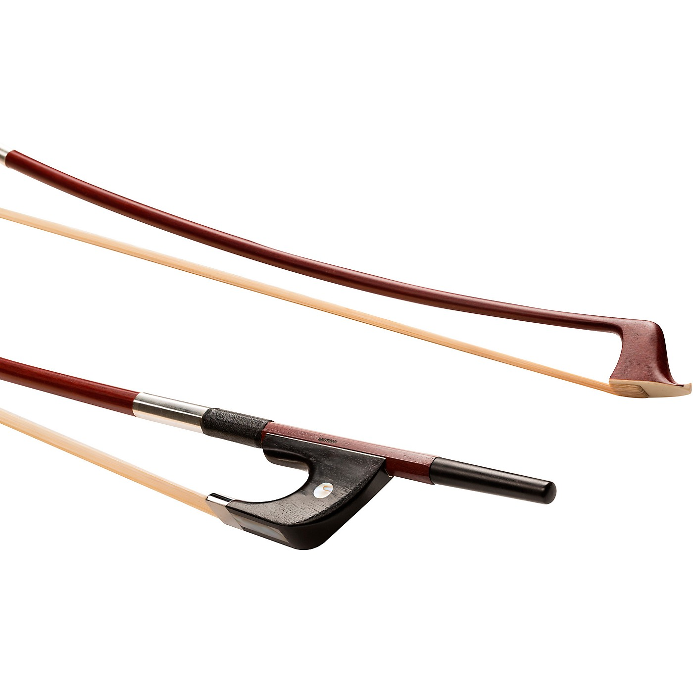 Eastman BB20G Series Brazilwood German Bass Bow thumbnail