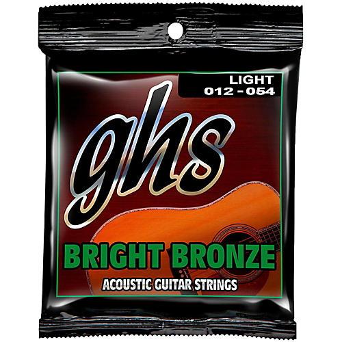 GHS BB30L 80/20 Bronze Light Acoustic Guitar Strings thumbnail