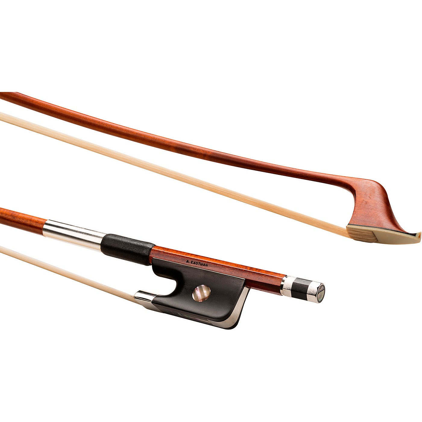 A. Eastman BB60F Series Pernambucco French Bass Bow thumbnail