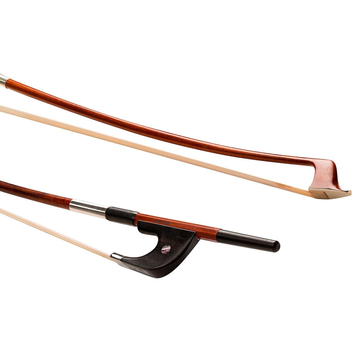 Andreas Eastman BB80G Series Select Pernambucco German Bass Bow thumbnail