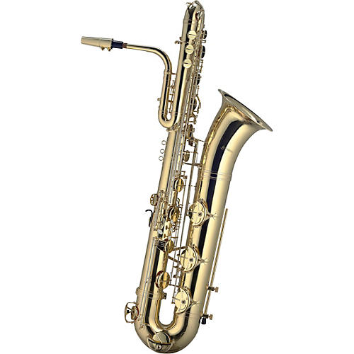 Levante BBb Bass Saxophone, in wheeled case thumbnail