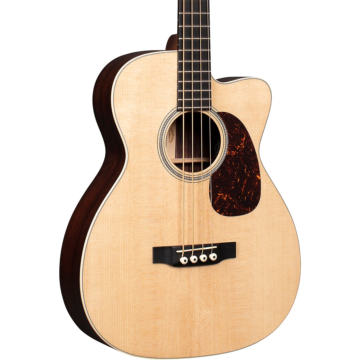 Martin BC-16E Acoustic-Electric Bass thumbnail