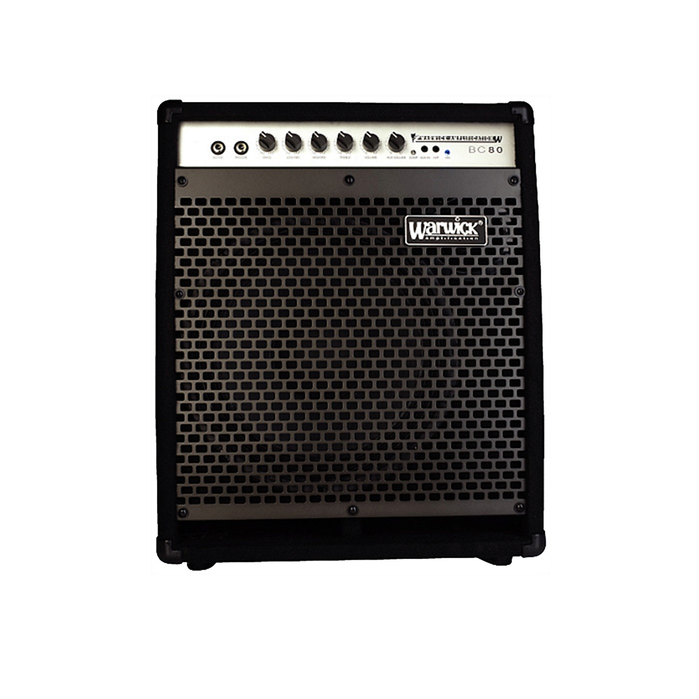 Warwick BC80 80W 1x12 Bass Combo with 2 in. Horn thumbnail