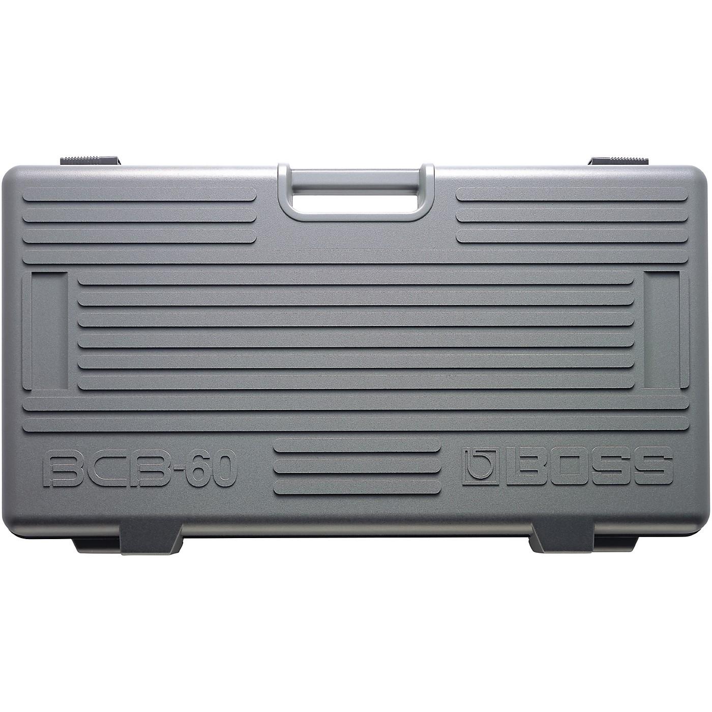 BOSS BCB-60 Pedalboard thumbnail