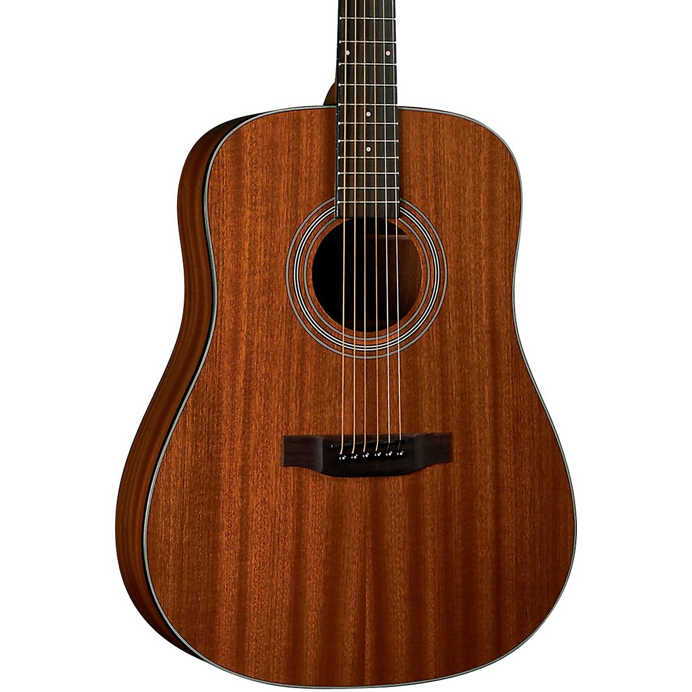 Bristol BD-15 Dreadought Acoustic Guitar thumbnail