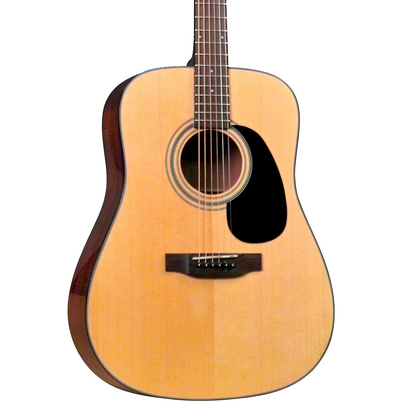 Bristol BD-16 Dreadnaught Acoustic Guitar thumbnail