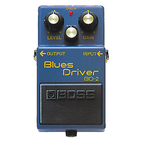 Boss BD-2 Blues Driver Pedal thumbnail