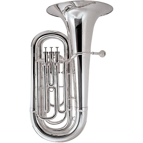 Besson BE1087 Performance Series 3-Valve 3/4 BBb Tuba thumbnail
