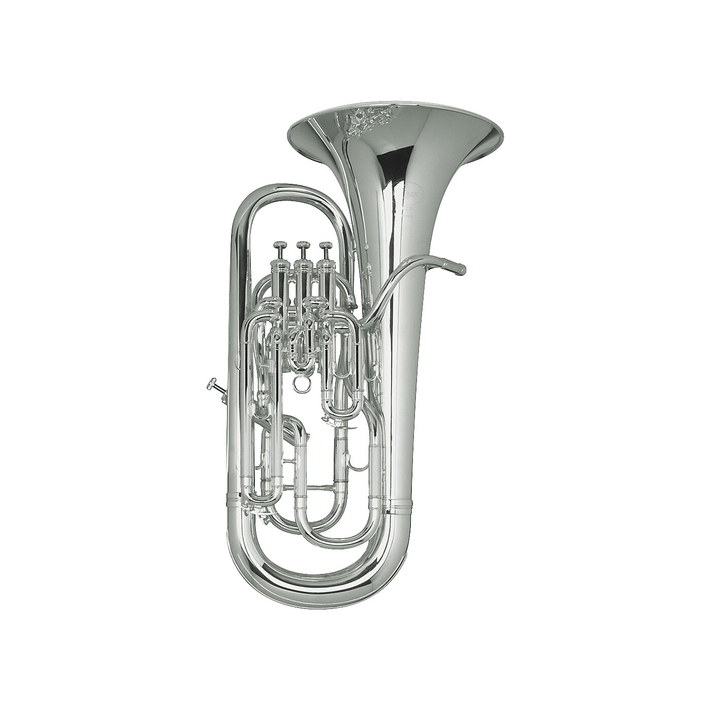 Besson BE967 Sovereign Series Silver Compensating Euphonium thumbnail