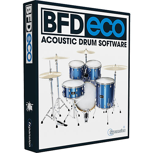 Fxpansion BFD Eco Software Instrument thumbnail