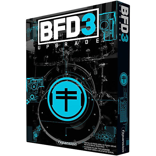 Fxpansion BFD3 Upgrade from BFD2 thumbnail