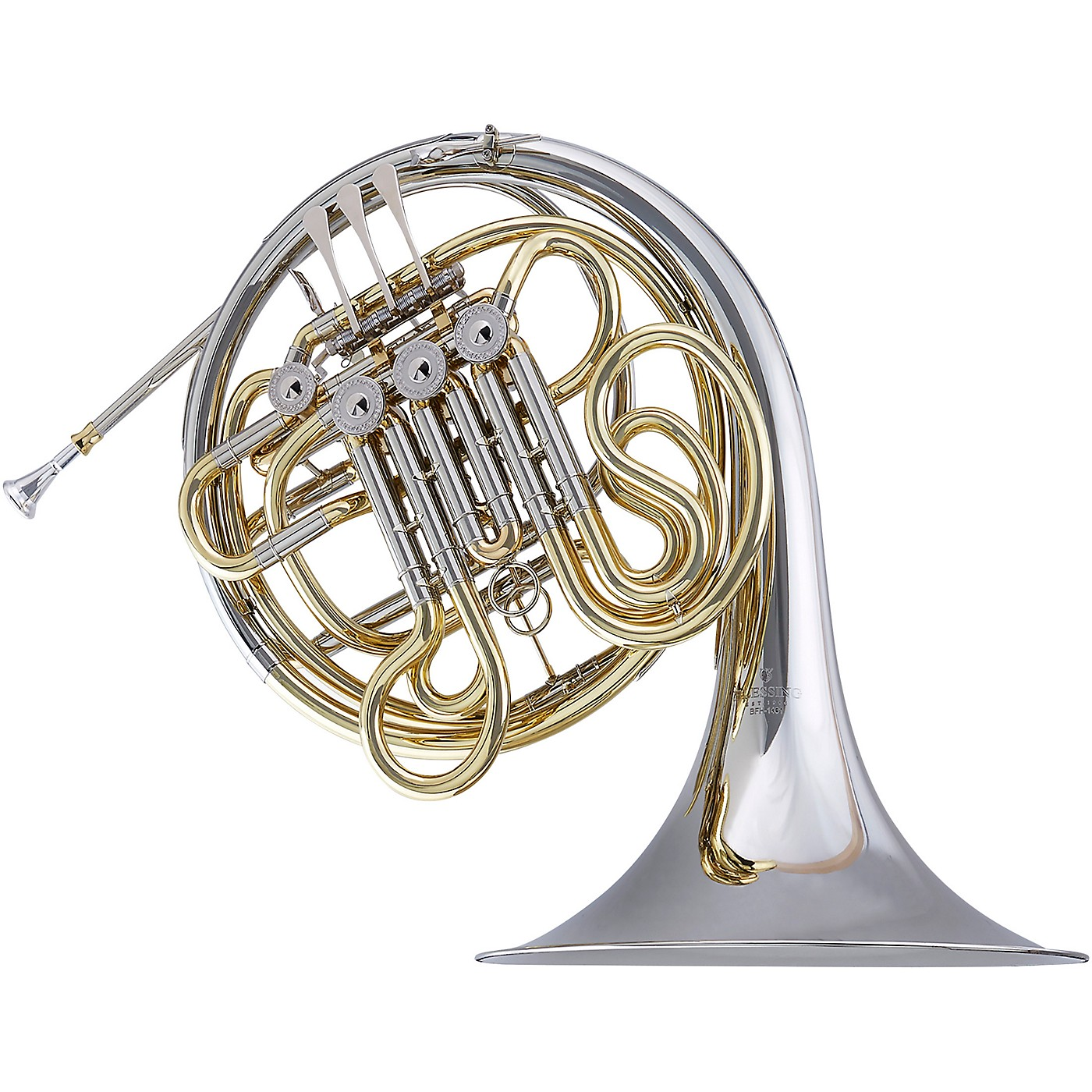 Blessing BFH1461ND Performance Series F/ Bb Double French Horn with Detchable Bell thumbnail