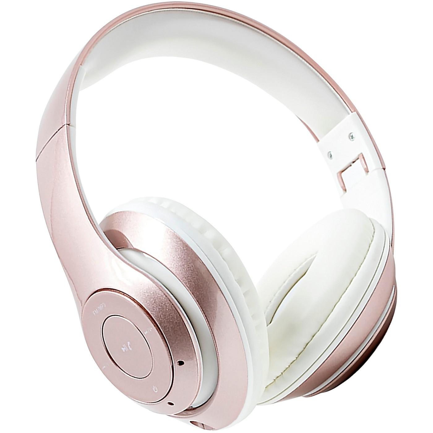 SoundLogic BFHM-12/6708 Foldable HD Bluetooth Headphones thumbnail