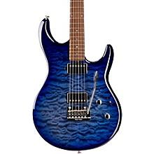 Ernie Ball Music Man BFR Luke III HH Quilt Maple Top Electric Guitar