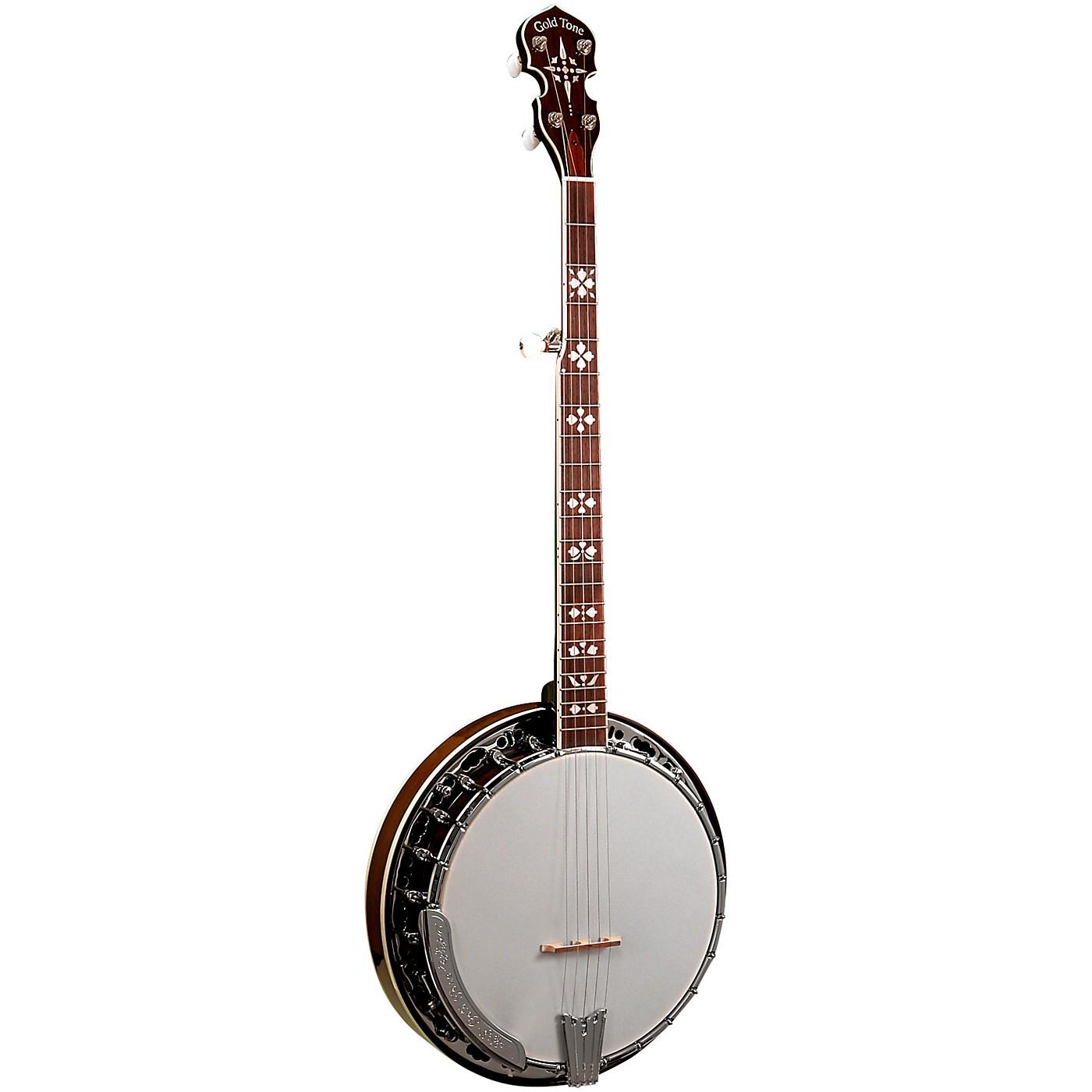Gold Tone BG-150F Bluegrass Banjo with Flange thumbnail
