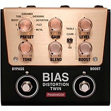Positive Grid BIAS Distortion Twin Tone Match Distortion Effects Pedal
