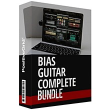 Positive Grid BIAS Guitar Complete