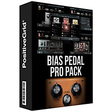 Positive Grid BIAS Pedal Pro Pack
