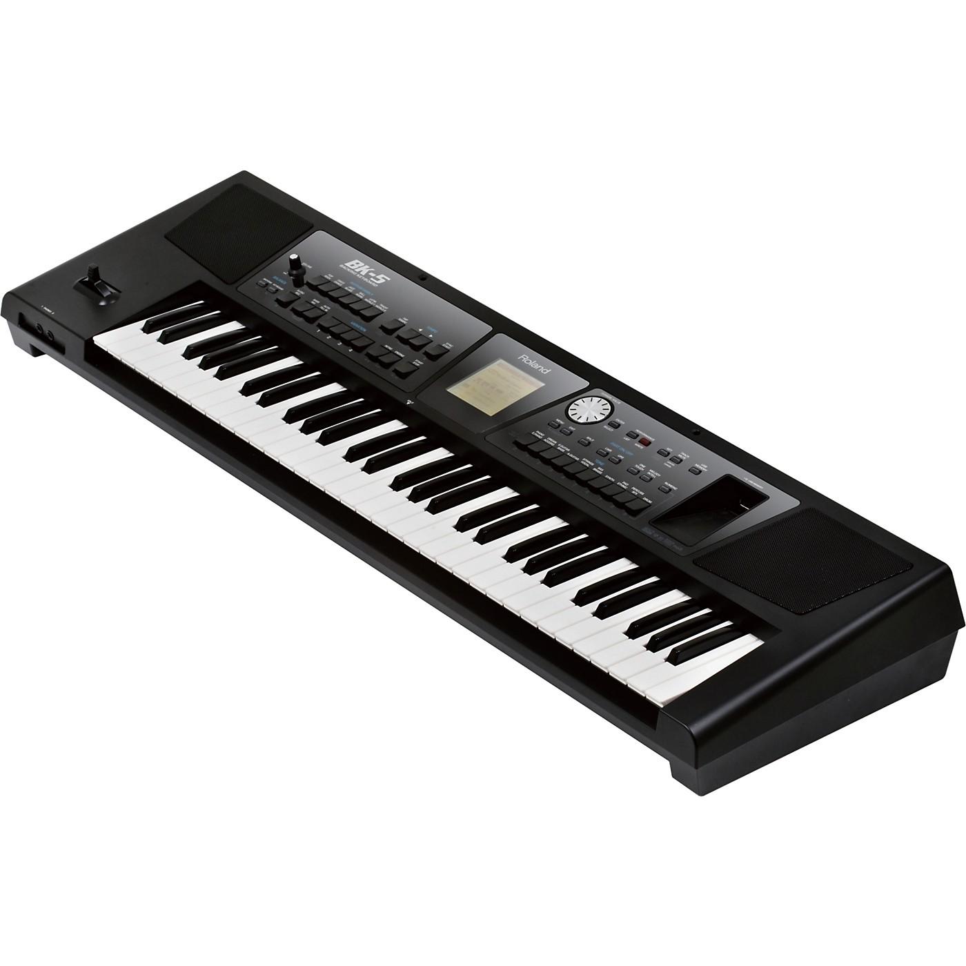 Roland BK-5 Backing Keyboard thumbnail