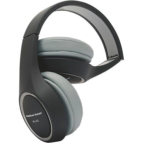 American Audio BL-40 Folding On-Ear Headphones thumbnail