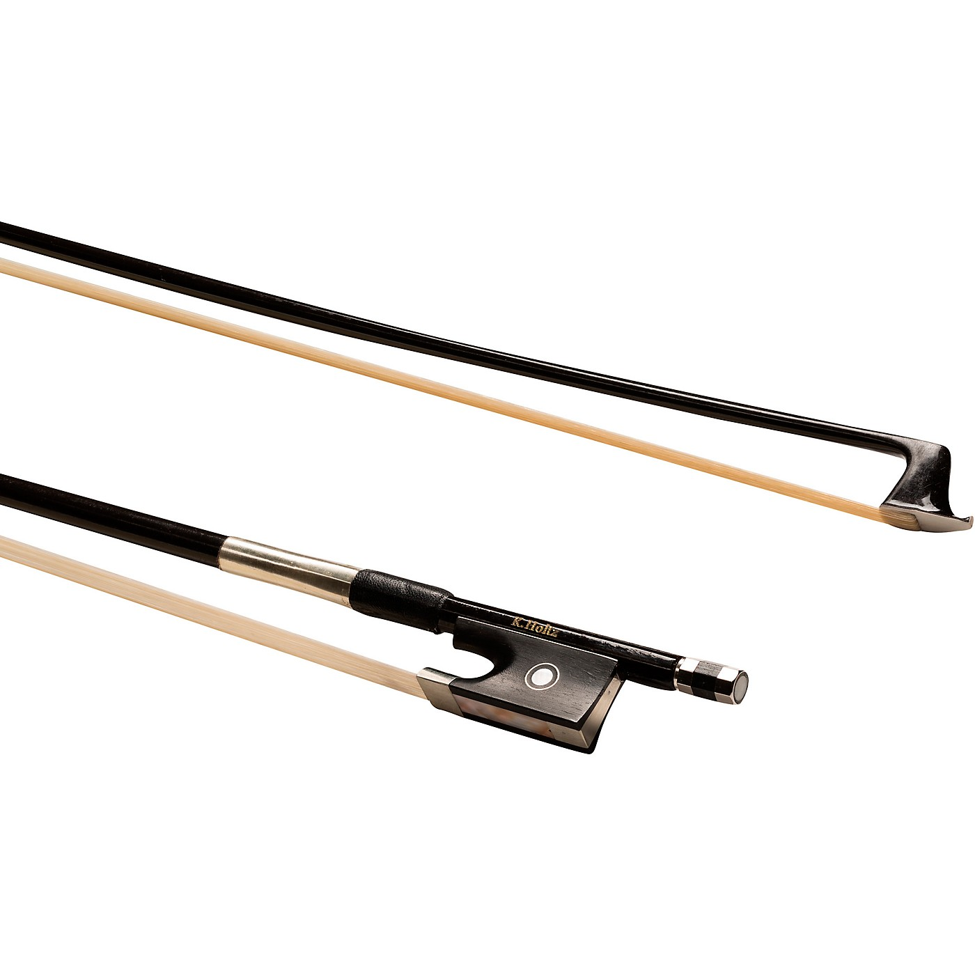K Holtz BL10 FG Series Fiberglass Violin Bow thumbnail