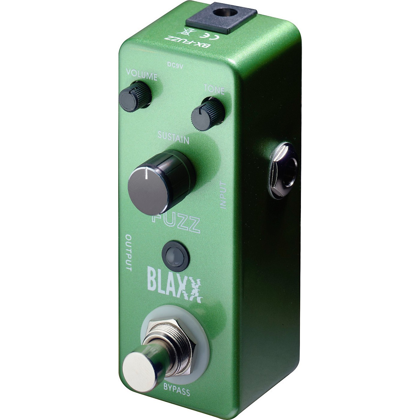 Stagg BLAXX Fuzz pedal for electric guitar thumbnail