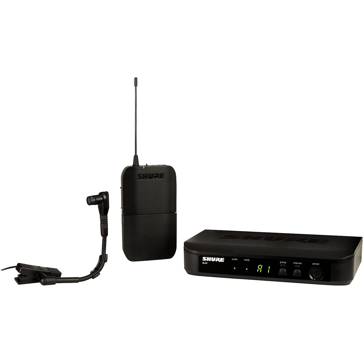Shure BLX14/B98 Wireless Horn System with WB98H/C Cardioid Condenser Mic thumbnail