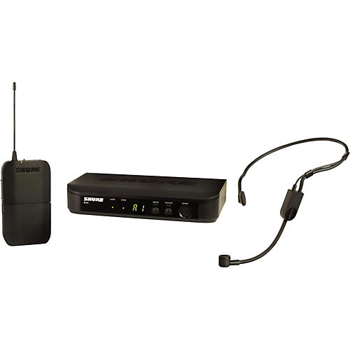 Shure BLX14 Headset System with PGA31 Headset Microphone thumbnail