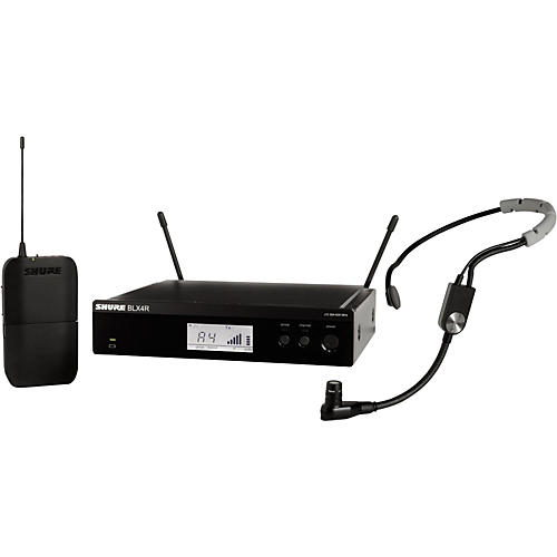 Shure BLX14R Headset System with SM35 Headset Microphone thumbnail