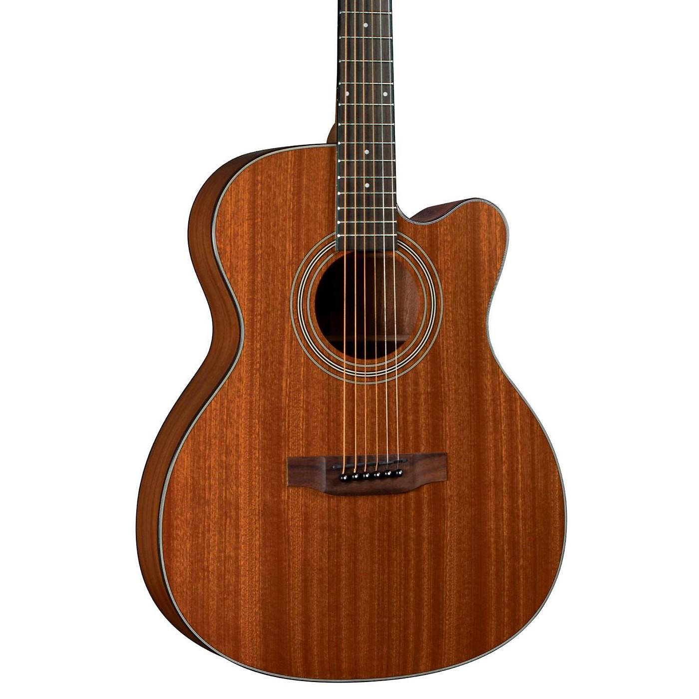 Bristol BM-15CE OOO Acoustic-Electric Guitar thumbnail