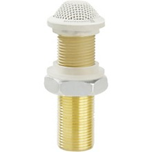 Beyerdynamic BM 34 Button Size Installation Boundary Mic in White (half-cardioid with bass roll off)