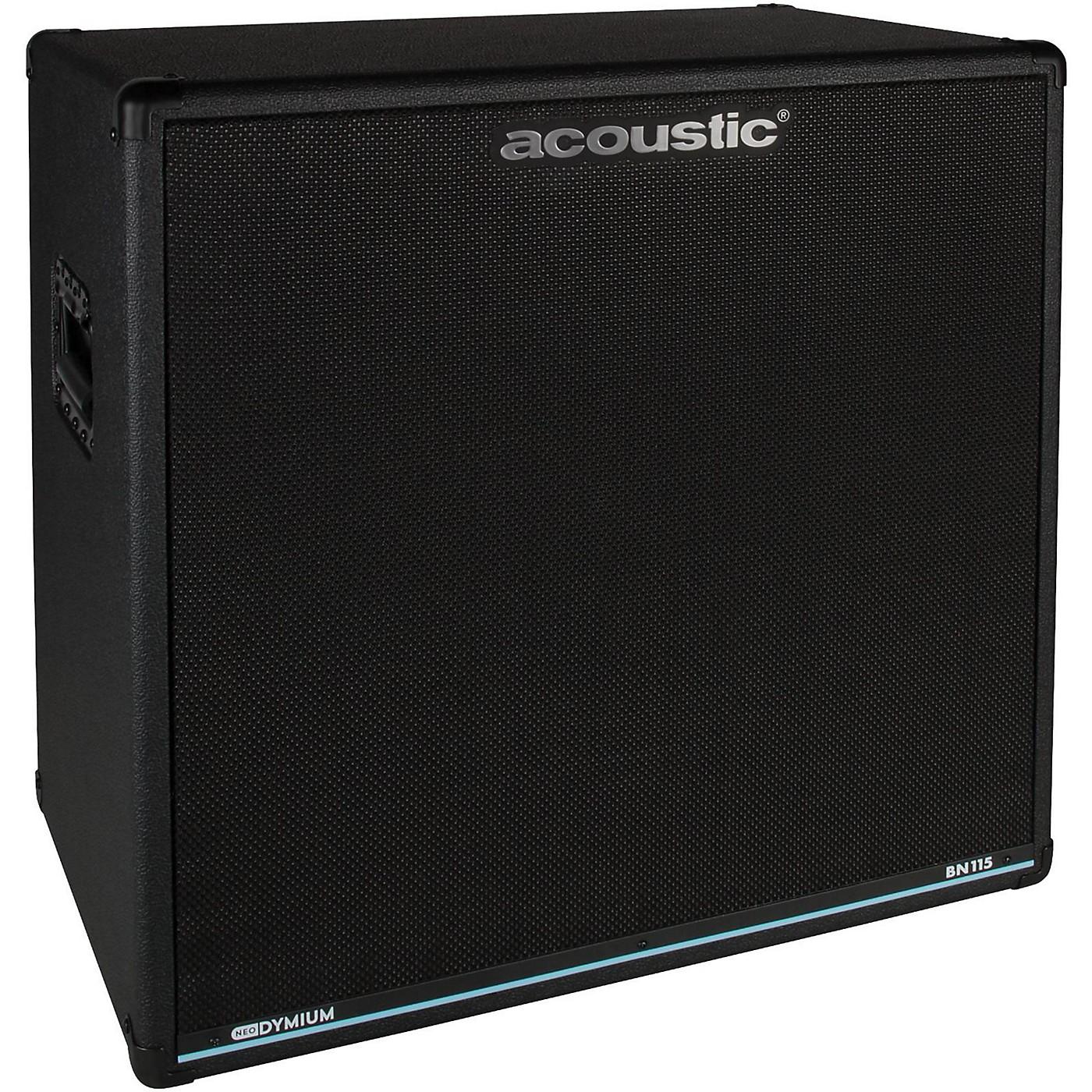 Acoustic BN115 500W 1x15 Bass Speaker Cabinet thumbnail