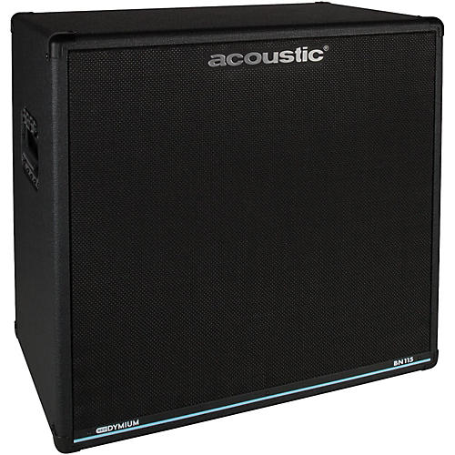 Acoustic BN115 500W 1x15 Bass Speaker Cabinet thumbnail