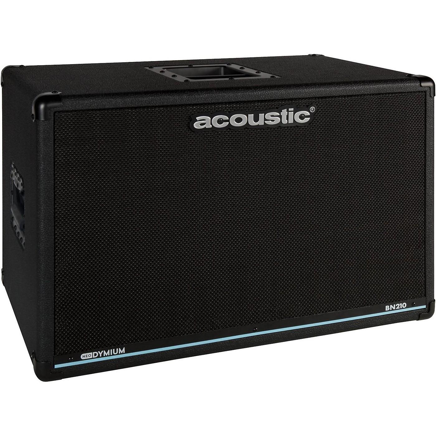 Acoustic BN210 600W 2x10 Bass Speaker Cabinet thumbnail