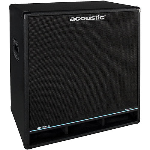 Acoustic BN410 800W 4x10 Bass Speaker Cabinet thumbnail