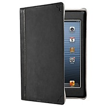 Twelve South BOOKBOOK BLACK LEATHER PROTECTIVE CASE F/ IPAD MINI W/DISP