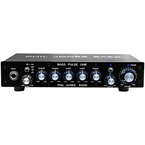 Phil Jones Bass BP-400 350W Bass Amp Head thumbnail