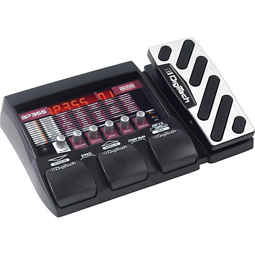 DigiTech BP355 Bass Multi-Effects Pedal thumbnail
