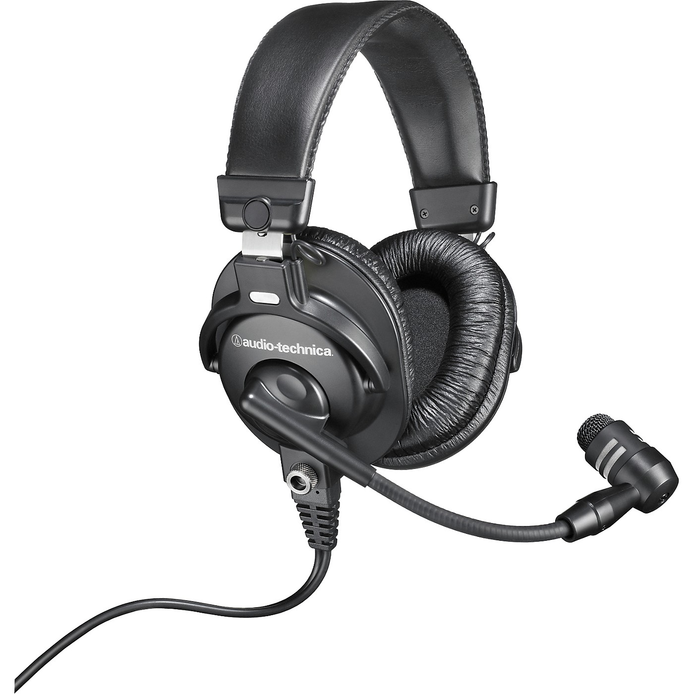 Audio-Technica BPHS1 Broadcast Stereo Headset with Dynamic Boom Mic thumbnail