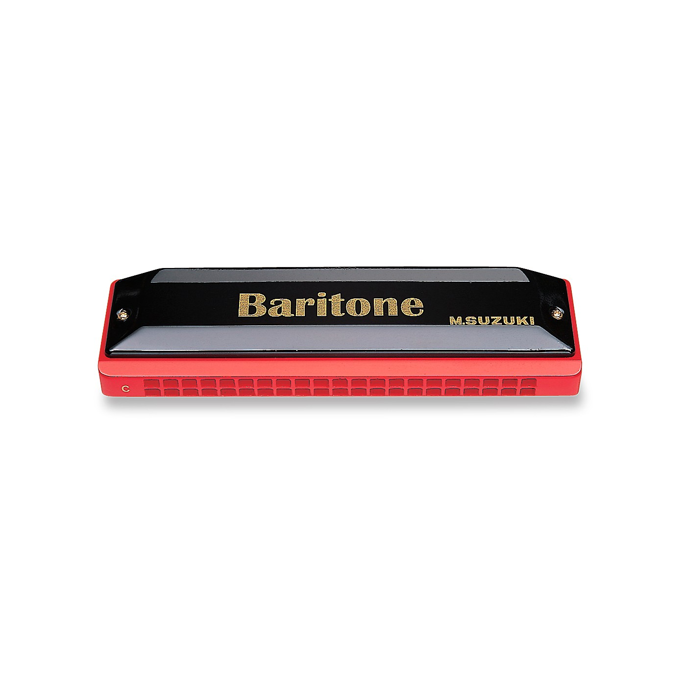 Suzuki BR-21 Baritone Harmonica thumbnail