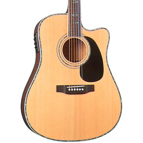 Blueridge BR-70CE Cutaway Acoustic-Electric Dreadnought Guitar thumbnail