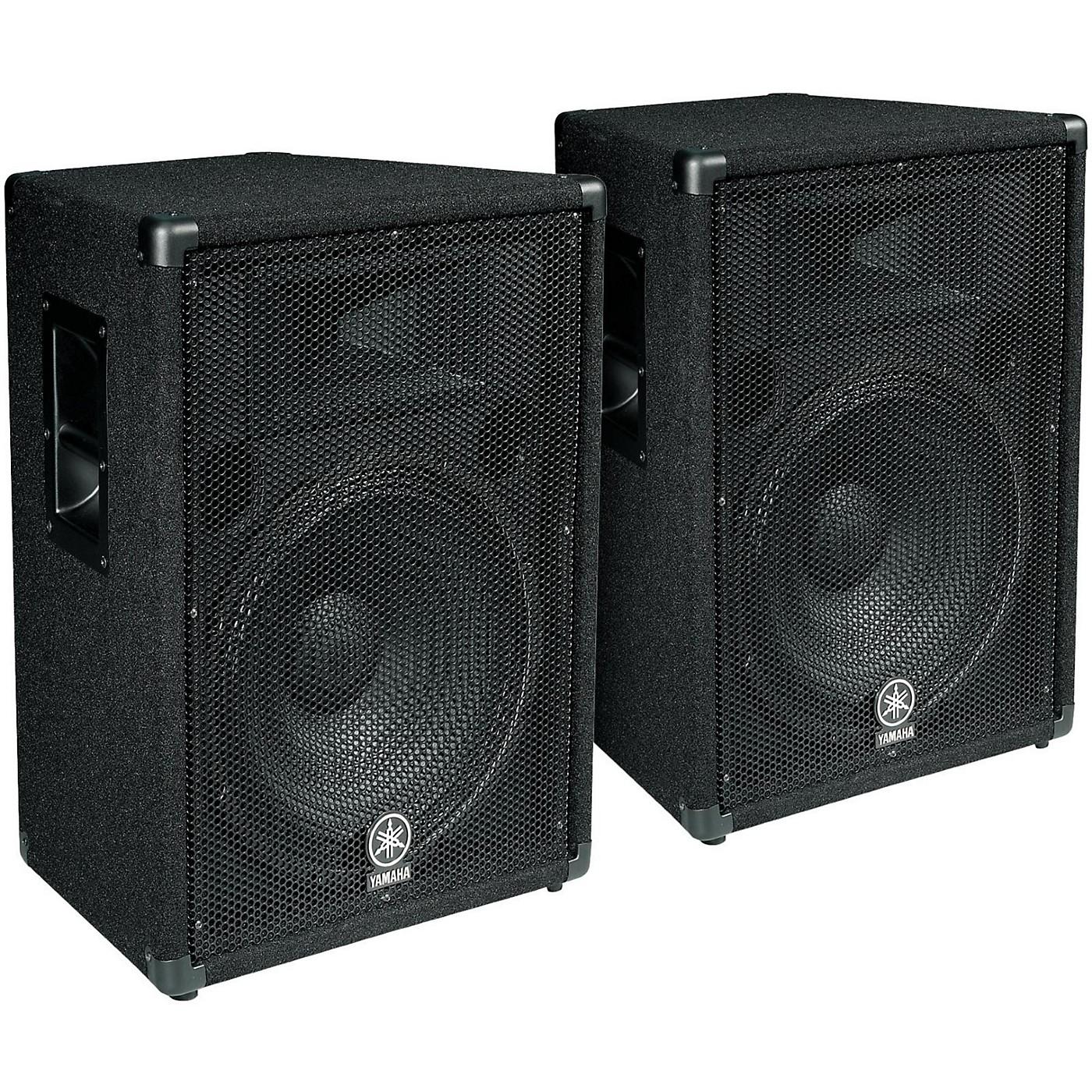 Yamaha BR15 Speaker Pair thumbnail