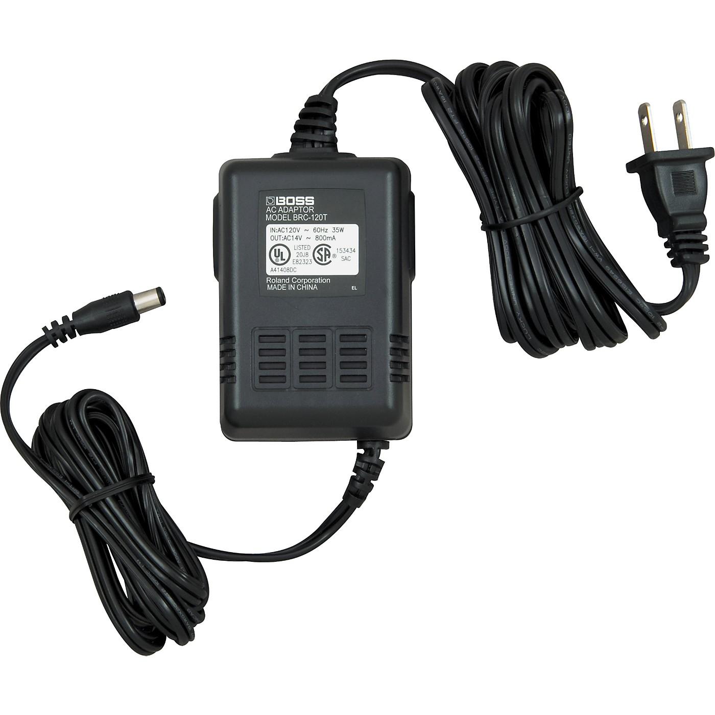 Boss BRC120 Power Supply thumbnail