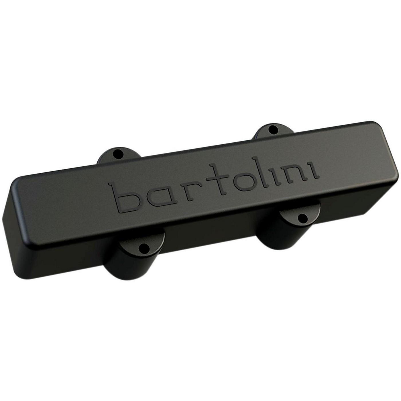 Bartolini BRP74X45CBJD_B1/T1 Classic X4 Soapbar Dual Coil 5-String Bass Pickup Set thumbnail