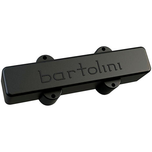 Bartolini BRP9CBJS-S1 Classic Jbass Single Coil Deep Tone Short Neck 4-String Bass Pickup thumbnail